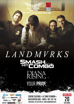 Landmvrks SMash Hit Combo Diana Rising Your Pride Neufchateau Trait d union /></a>